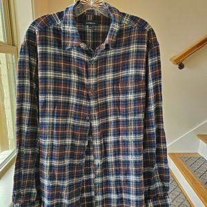 Croft & Barrow Plaid Shirt